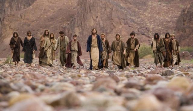 Znalezione obrazy dla zapytania iść za jezusem